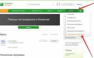 Как подтвердить учетную запись на Госуслугах через Сбербанк онлайн, способы подтверждения аккаунта