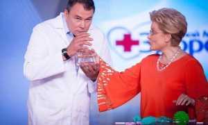 Как послать письмо Е. Малышевой, на программу «Здоровье»?
