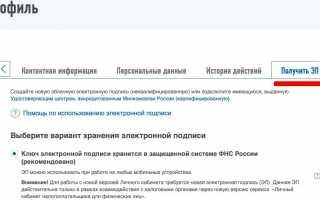 Пользователи портала госуслуг могут подключиться к «Личному кабинету налогоплательщика» дистанционно