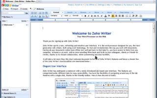 Word Online: особенности, возможности и альтернативные сервисы