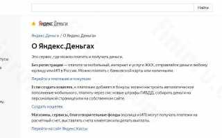 Порядок восстановления платежного пароля Яндекс.Деньги, если все забыл