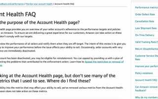 Инструкция, как разблокировать Amazon аккаунт: причины блокировки и написание апелляции