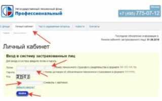 ВЭБ РФ расширенный фонд — личный кабинет — Корпорация ВЭБ РФ