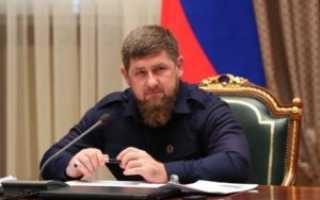 Рамзан Кадыров создал электронный почтовый ящик для обращений жителей