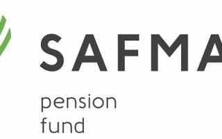 Контроль пенсионных накоплений в личном кабинете Сафмар
