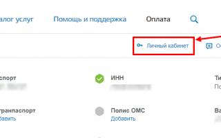 Личный кабинет Госуслуги Ленинск-Кузнецкий – официальный сайт, вход, регистрация