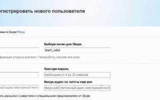 Что делать, если забыл адрес электронной почты skype — пошаговые инструкции