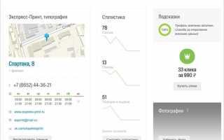 Как попасть на Яндекс.Карты, Google.Карты, 2GIS