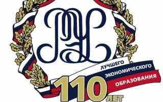 Система дистанционного обучения Минского филиала РЭУ им. Г.В. Плеханова