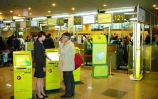 Как зарегистрироваться на рейс S7