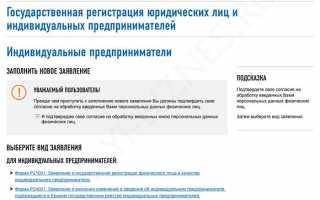 Как зарегистрировать ИП онлайн через портал ФНС (налоговой службы)