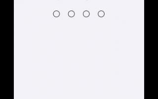 Pinfinder: Помогу быстро вспомнить забытый пароль ограничений в iPhone и iPad