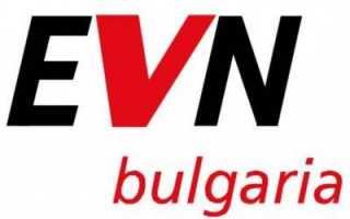 Оплата электроэнергии в Болгарии EVN bg