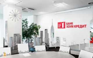 Личный кабинет Мой кредит Хоум Кредит