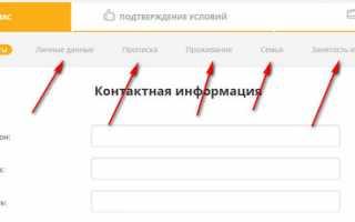 Оформление займа в компании Монисто: требования к клиентам, пошаговый алгоритм подачи заявки