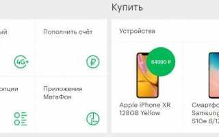 Личный кабинет Мегафон: как зарегистрироваться, зайти и использовать