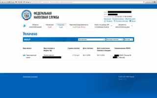 Обзор личного кабинета налогоплательщика физического лица на сайте ФНС России