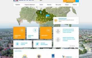 Энергосбыт Шадринск — личный кабинет, передача показаний счетчиков