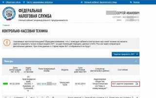 Личный кабинет онлайн-кассы: ОФД, налоговой иККТ