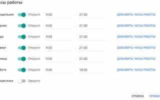 Инструкция: как оптимизировать страницу в «Google Мой Бизнес» и бесплатно попасть в топ — SEO на vc.ru