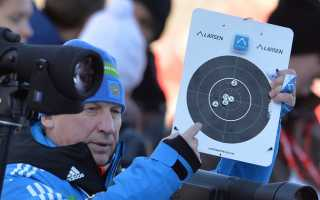 Александр Логинов женится на биатлонистке из сборной Украины