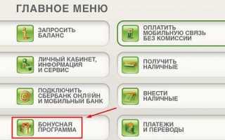 Как подключить спасибо от Сбербанка через мобильный банк: активировать, отключить бонусы онлайн