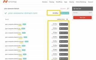 Что такое домен в интернете, чем он отличается от поддомена и где можно зарегистрировать домен бесплатно