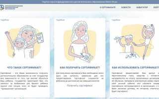 Личный Кабинет — ПФДО ХМАО