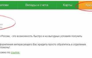 Как оформить кредит через Сбербанк Онлайн: подача заявки, документы и отзывы заемщиков