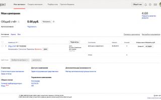 В чем разница между агентским и персональным аккаунтом в Яндекс.Директ