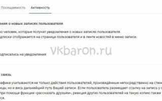 Где статистика в обновленном вк. Статистика ВК (ВКонтакте) — что смотреть и как пользоваться
