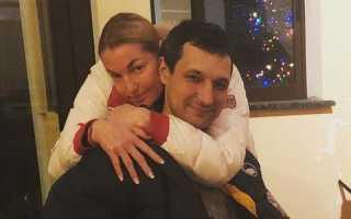 Подписчики Анастасии Волочковой рассекретили личность мужчины наее недавних фотографиях