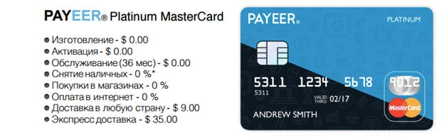 бесплатная именная банковская карта