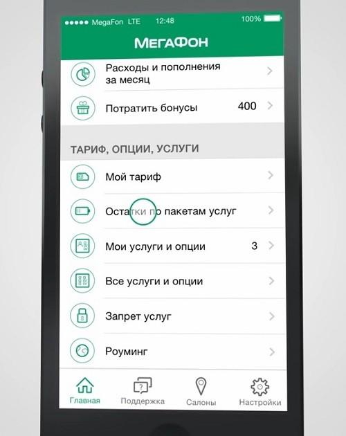 Ostatki-po-paketam-uslug-Megafona-v-mobilnom-prilozhenii.jpg