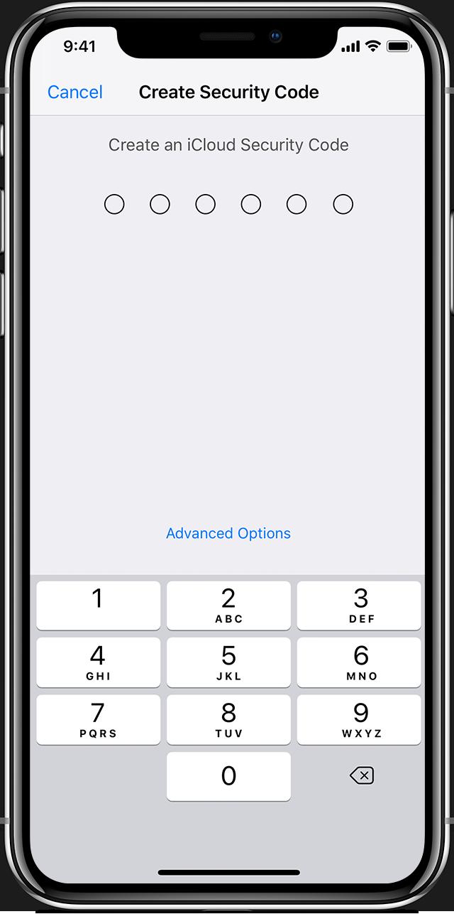 ios12-iphone-x-settings-icloud-keychain-advanced-create-security-code.png
