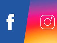 Как связать аккаунт Фейсбук и Инстаграм